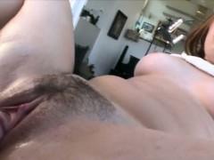 Huge ass Jillian Janson drilled by monstercock outdoors
