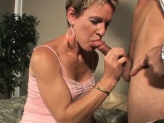 Mature MILF Picked Up and Fucked By A Stranger!